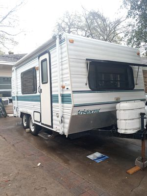 97 Dutchman by aristoclat travel trailer for Sale in Mesquite, TX