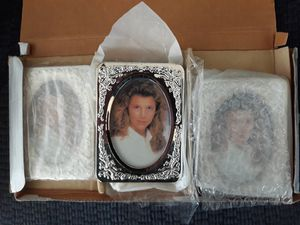 Miniature Silver-plated Photo Frames for Sale in Bloomington, CA