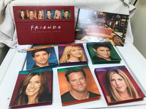 Friends the complete series box dvd set used in great shape for Sale in Hollywood, FL