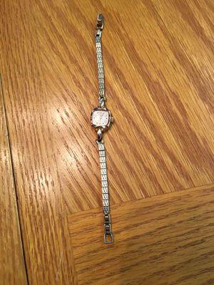Vintage 14 karat gold Elgin ladies wristwatch for Sale in Alameda, CA
