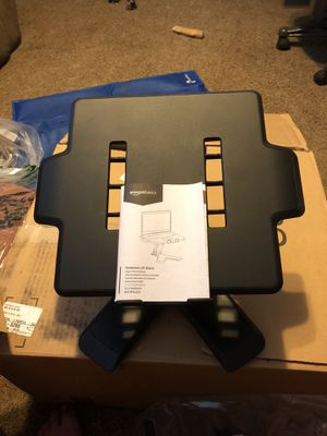Amazon basic notebook lift stand new for Sale in Fresno, CA
