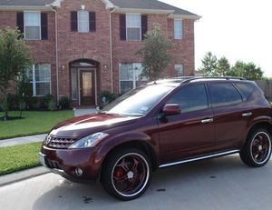 """2OO3 Nissan Murano """"reduced"""" for Sale in Jackson, MS"""