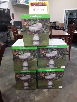 Brand new bird fountain for Sale in Ocoee, FL
