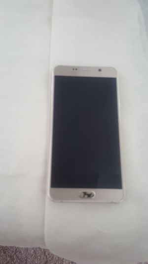Samsung galaxy note 5 32gb Gold for Sale in Severn, MD