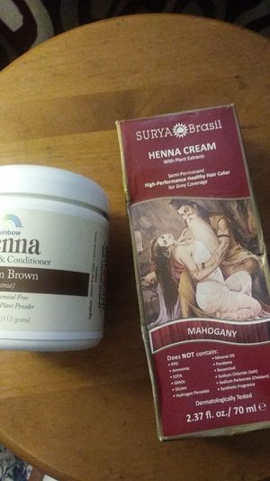 Henna hair dye for Sale in Columbus, OH