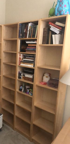 IKEA book shelves $60 for Sale in Anaheim, CA