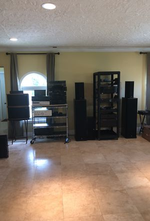 Bose, Pioneer, PSB, Lexicon, Rotel, Marantz, and the list goes on for Sale in Miami, FL