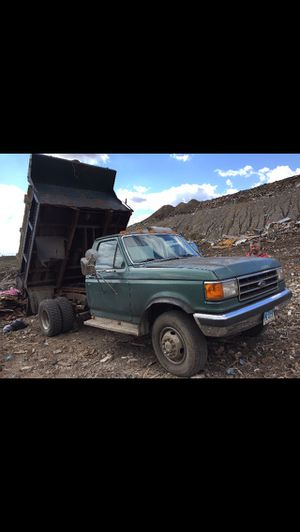 Ford f450 dump truck for Sale in Cleveland, OH