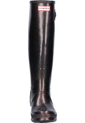 Size 10/11 unisex tall rubber rain boots for Sale in Spokane, WA