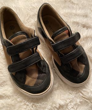 Unisex Burberry Shoes for Sale in Dallas, TX