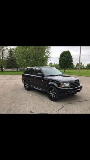 2008 Range Rover Super Sport for Sale in Cleveland, OH