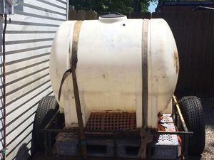 225 gal water tank good shape no leaks for Sale in Owensboro, KY