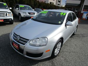 2007 Volkswagen Jetta Sedan for Sale in Lynnwood, WA