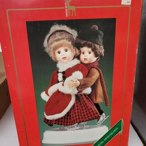 Vintage Animated Christmas Dolls for Sale in Austin, TX