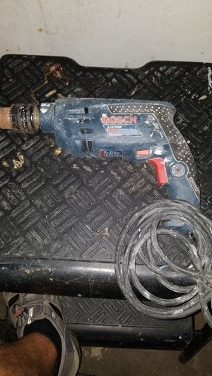 Bosch electric drill for Sale in Hiawatha, IA