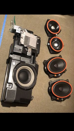 2016 - 2019 Toyota Tacoma JBL Entune complete audio system for Sale in Seattle, WA