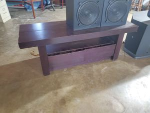 60inch long TV stand for Sale in Julian, NC