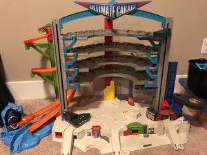 Hot wheels ultimate garage for Sale in Marysville, WA