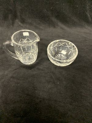 Waterford Crystal Kerry cream & sugar set for Sale in San Clemente, CA