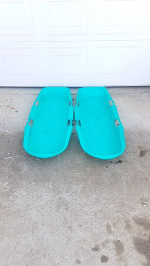 2 Snow Sleds! for Sale in Fresno, CA