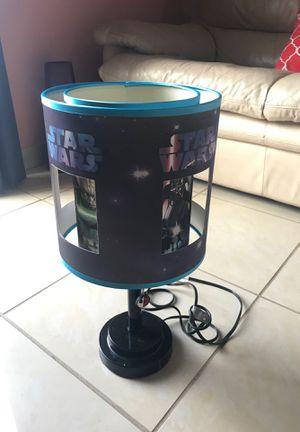 Star Wars Lamp $20 for Sale in Miami, FL