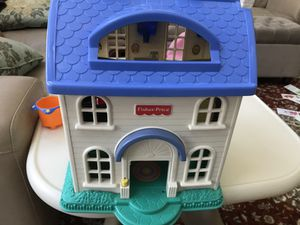 Fisher price house toy for Sale in Cary, NC