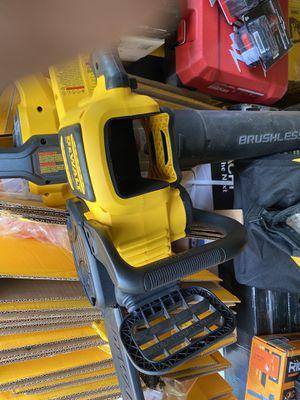 New Dewalt flexvolt 16 inch chainsaw $235 tool only for Sale in Boston, MA