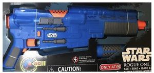 Nerf Star Wars Rogue One Captain Cassian Andor Eadu Deluxe Blaster Gun for Sale in Bowie, MD