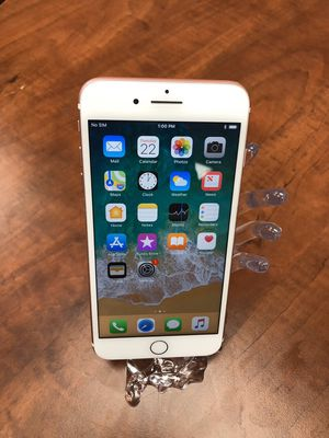Apple iPhone 7 Plus 128GB unlocked works Worldwide for any Carriers for Sale in Newark, CA