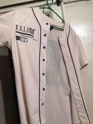 Light pink baseball tee from rue21 for Sale in Milwaukee, WI