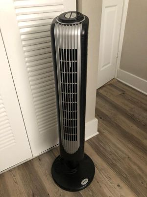 Holmes tower fan. No remote control. for Sale in Plantation, FL
