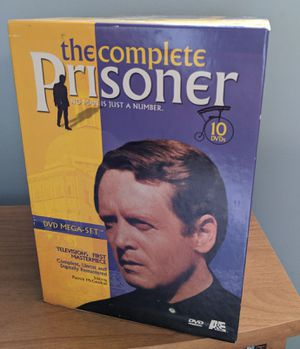 The Prisoner Complete Series DVD Set for Sale in Silver Spring, MD
