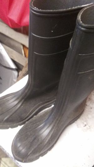 Hf rubber boots for Sale in Watauga, TX