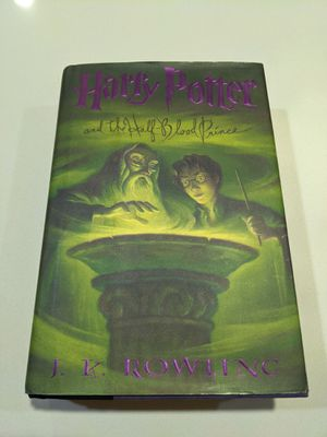 Harry Potter and the Half Blood Prince 1st Edition/First Print for Sale in Los Angeles, CA