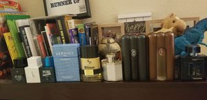 Men's Fragrance/Cologne Lot... Versace and others! for Sale in San Diego, CA