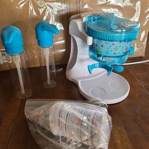 Small Snow Cone Machine for Sale in Riverside, CA