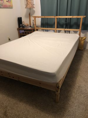 Nice, Full Size Bed, Available! for Sale in Bothell, WA
