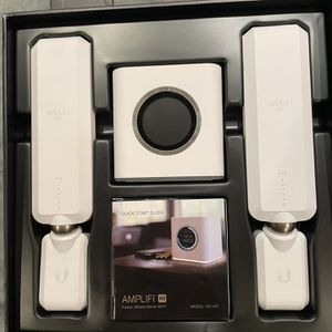 AMPLIFI HD Router With 2 Mesh Points for Sale in Seattle, WA
