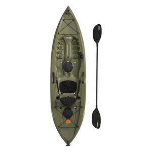 *Brand New* Fishing Kayak Boat Lifetime Angler with Paddle for Sale in Riverside, CA