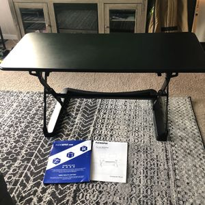 Sit/Stand Desk Lift for Sale in Seattle, WA
