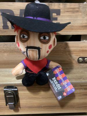 Showdown Bandit plushie for Sale in Ontario, CA