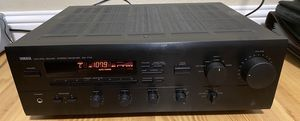 Yamaha RX-770 audio receiver for Sale in Dickinson, TX