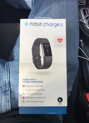 FitBit Charge 2 Large for Sale in Columbus, OH