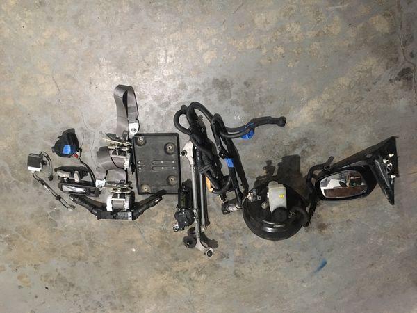 Infiniti G37 2008 parts