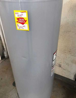 Smith water heater XET91 for Sale in El Paso, TX