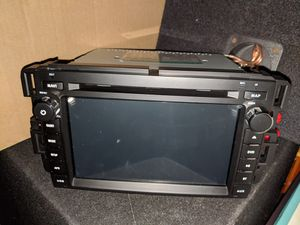 Windows CE Touchscreen Radio Audio Stereo System with Navigation — Compatible with Bose Systems for Sale in Chatsworth, CA