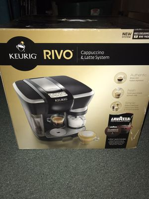 Keurig Cappuccino & Latte System for Sale in Pompano Beach, FL