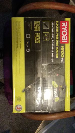 Ryobi 1600 psi for Sale in Fort Worth, TX