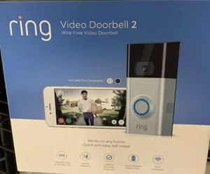 New Ring Doorbell 2 HD for Sale in Perth Amboy, NJ