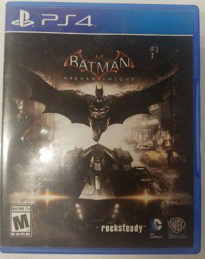 Batman Arkham Knight for Sale in Owings Mills, MD